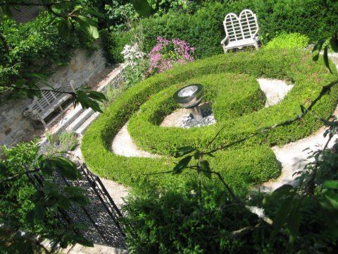 Garden Contemplation Room