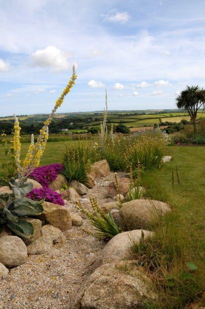 New Build Rural Garden